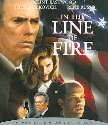 IN THE LINE OF FIRE BY EASTWOOD,CLINT (Blu-Ray)