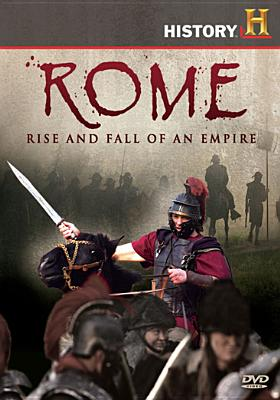 ROME:RISE AND FALL OF AN EMPIRE (DVD)